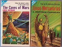 SPACE MERCENARIES / THE CAVES OF MARS