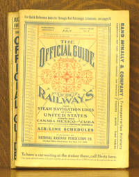 THE OFFICIAL GUIDE OF THE RAILWAYS....air-line schedules...JULY 1967
