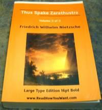 image of Thus Spake Zarathustra