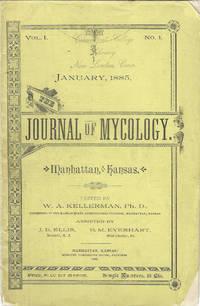 Journal of Mycology January, 1885; Vol. 1, No. 1
