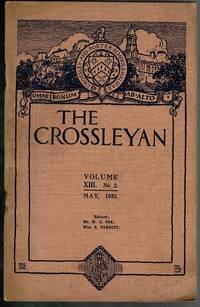 image of The Crossleyan Volume XIII No.2 May 1932