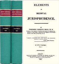 Elements of Medical Jurisprudence. 2 Vols