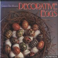 Decorative eggs by  Candace Ord Manroe - Hardcover - 1992 - from Klondyke (SKU: 00157566)
