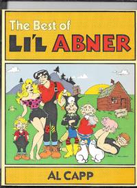 The best of Li'l Abner by  Al Capp - Paperback - 1st Edition - 1978 - from Sparkle Books (SKU: 005706)