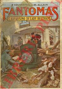 Fantomas. L\'assassinio di Lady Beltham.