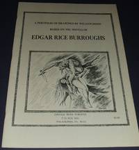 image of A PORTFOLIO OF DRAWINGS BY WILLIAM DIXON BASED ON THE NOVELS OF EDGAR RICE  BURROUGHS