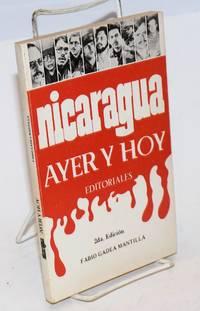 image of Nicaragua Ayer y Hoy; Editoriales. 2da. Edicion
