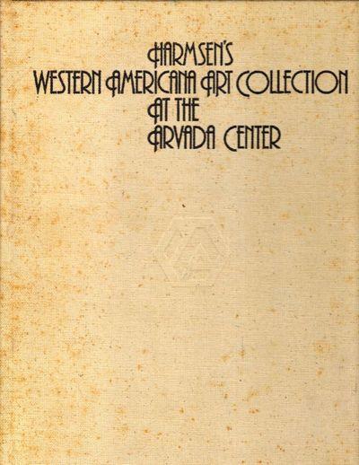Arvada, Colorado: Arvada Center, 1976. Limited Edition. Hardcover. Good. 4to. Unpaginated. Cream col...