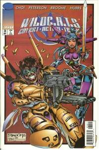 WILDC.A.T.S: May #38