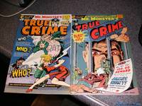 *Gilbert Signed* Mr. Monster's True Crime No. 1&2 (Super-Duper Special No. 3&4)