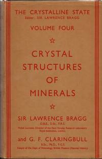 Crystal Structures of Minerals: The Crystalline State-Vol. IV