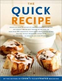 The Quick Recipe