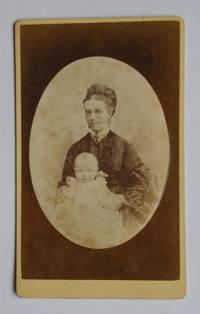 image of Carte De Visite Photograph. A Portrait of a Mother & Child.