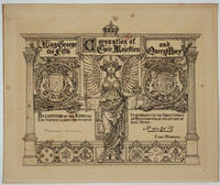 image of Coronation of Their Majesties King George the Fifth and Queen Mary. Invitation By Command of the King from the Earl Marshal, to Madame Bricka, tutor, friend & traveling companion  to the Queen