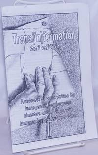 image of Trans(in)formation: a resource of zines written by transgender/genderqueer zinesters and/or zines with transgender/genderqueer content 2nd edition
