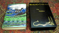 The Hobbit, or There and Back Again, 1956 8th Impression with Dustjacket, Custom Slipcase