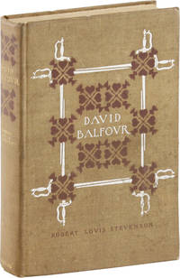 David Balfour: Being Memoirs of His Adventures at Home and Abroad