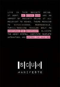 image of Scum Manifesto