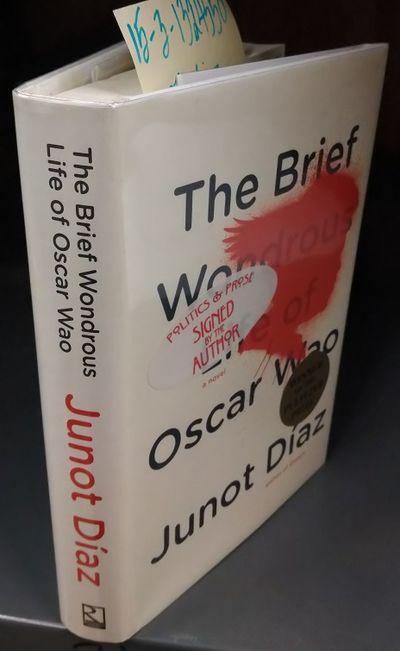 New York: Riverhead Books/Penguin Group, 2007. Hardcover. Octavo; pp 339; VG/VG; white spine with bl...