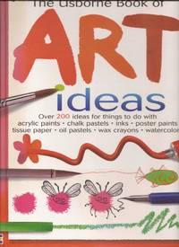 image of The Usborne Book of Art Ideas