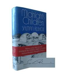 image of Midnight's Children - Complete with wrap-around band and SIGNED by artist and author