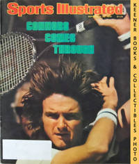image of Sports Illustrated Magazine, September 18, 1978 (Vol 49, No. 12) : Connors  Comes Through