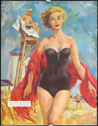 1950's Magazine Art Work.