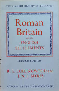 image of Roman Britain and the English Settlements
