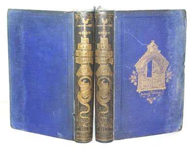 London: Smith, Elder And Co., 1867. First Edition. Both volumes of this two volume set are in very g...