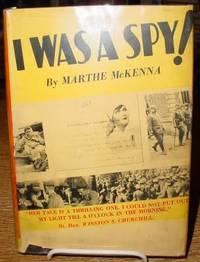 I Was a Spy!