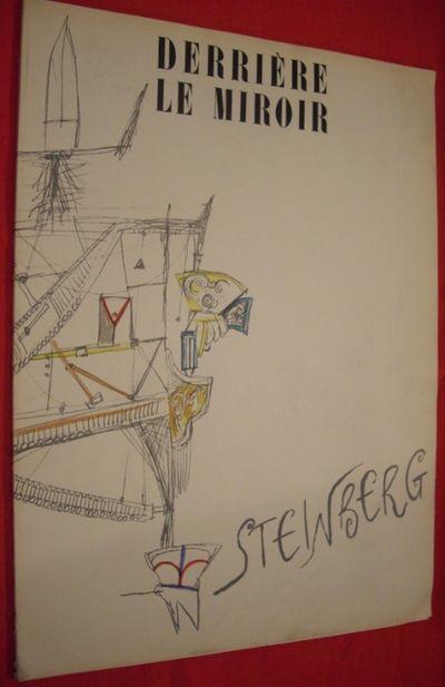 Paris: Maeght Editeur, 1953. Original Wraps. Very Good +. 1953 1st edition of the Saul Steinberg iss...