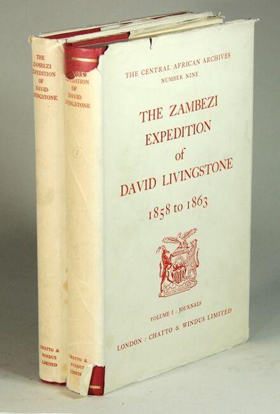 London: Chatto & Windus, 1956. 2 volumes, 8vo, pp. lvi, 211, ; vi, 213-462; color portrait frontispi...