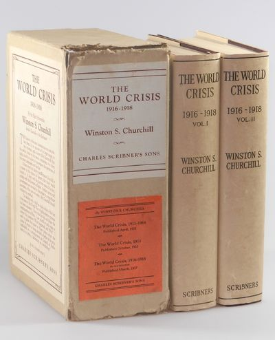 New York: Charles Scribner's Sons, 1927. First edition. Hardcover. This is a spectacular, jacketed U...