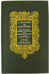 image of A History of Histories