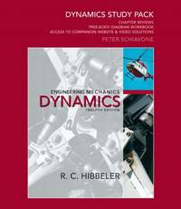 Dynamics Study Pack for Engineering Mechanics: Dynamics, Engineering Mechanics: Dynamics