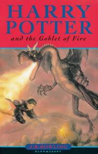 Harry Potter and the Goblet of Fire (Book 4) by  J. K Rowling - Paperback - from World of Books Ltd and Biblio.com