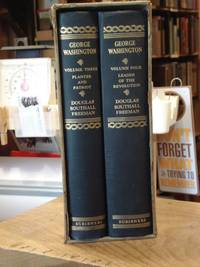 George Washington, Vols. 3 and 4 in a slipcase
