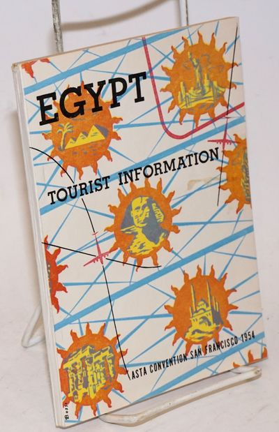 Cairo: Egyptian S T A., 1954. Paperback. 87p., appended tables (another 25p.), rubricated captions a...