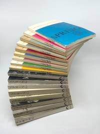 image of Spring [21 Vols.]; 1960-1966, 1968-1976, 1978, 1980-1981, 1986-1987