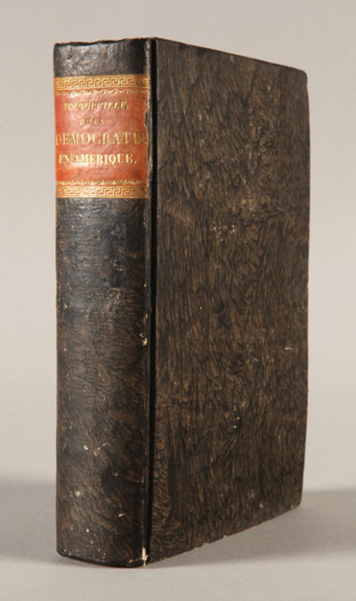 Paris: Charles Gosselin, 1835. Two volumes bound in one. ,xxiv,367; ,459pp. plus hand-colored foldin...