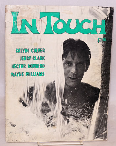 Los Angeles: In Touch, 1974. Magazine. 92p. including covers, 8.5x11 inches, illustrated with art an...