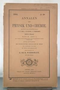 Ueber reines Wasser. In: Annalen der Physik und Chemie, Band 53 Heft 2