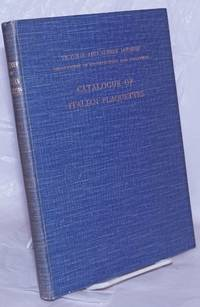 image of Victoria and Albert Museum Department of Architecture and Sculpture: Catalogue of Italian Plaquettes