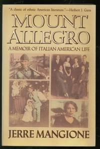 image of Mount Allegro: A Memoir of Italian American Life