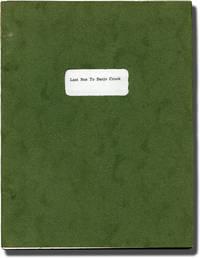 Last Bus to Banjo Creek (Original screenplay for an unproduced film)