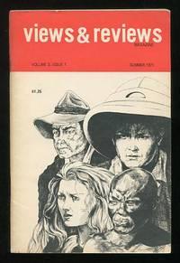 Milwaukee: Views & Reviews, Inc.. Near Fine. 1971. (Vol. 3, No. 1). Journal. . (B&W photographs) In ...