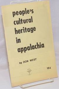 image of People's cultural heritage in Appalachia