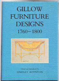 image of Gillow Furniture Designs : 1760-1800 (SIGNED COPY)