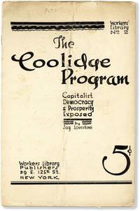 The Coolidge Program: Capitalist Democracy & Prosperity Exposed
