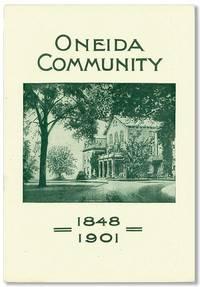 Oneida Community 1848-1901